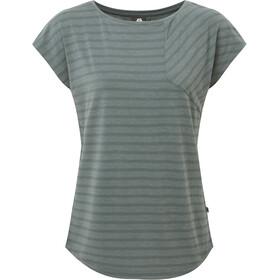 Mountain Equipment Silhouette T-shirt Dames, grijs